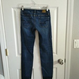 American eagle skinny jeans size 0 Short